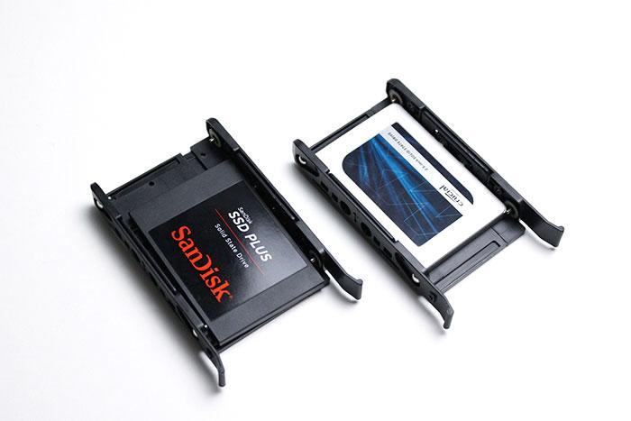 ゲーミングPCのストレージの選び方(SSD / HDD)
