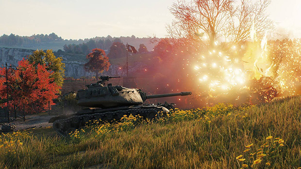 World of Tanksのウルトラ設定の推奨スペック