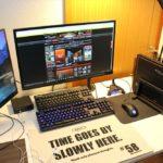 【G-Tune】幅22mmの超スリムPC「NEXTGEAR-SLIM is100BA1」の実機&性能レビュー
