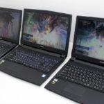 【2017】GTX1050搭載の格安ゲーミングノートPC選び、前世代GPUなど3機種を徹底比較【G-Tune、mouse】