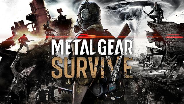 METAL GEAR SURVIVEの推奨スペックとおすすめのゲーミングPC