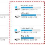 Steamのインストールフォルダーを移動させる方法(SSDからHDD)注意点も合わせて