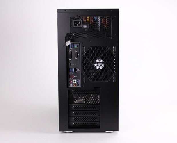 NEXTGEAR i680PA1-SMMの背面