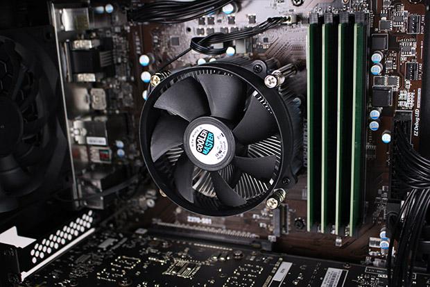 NEXTGEAR i680PA1-SMMのCPUクーラー