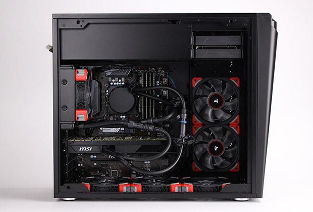 NEXTGEAR i680PA1-DLの内部