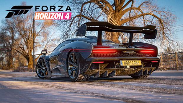 Forza Horizon 4の推奨スペックとおすすめのゲーミングPC