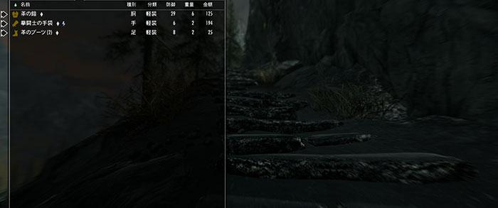 解像度設定】Skyrim SEをウルトラワイドに対応させる方法(2560