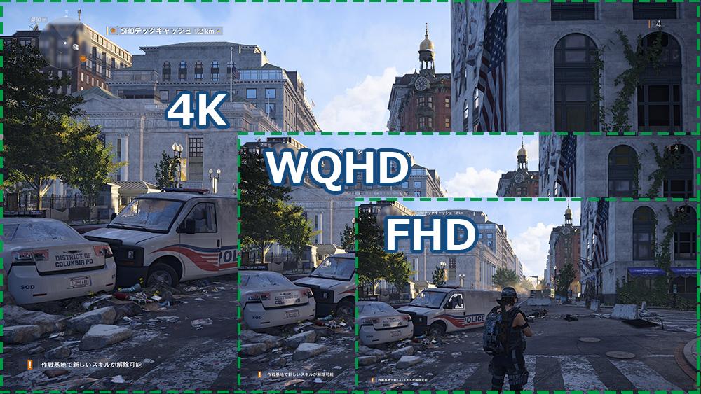 4K解像度とは