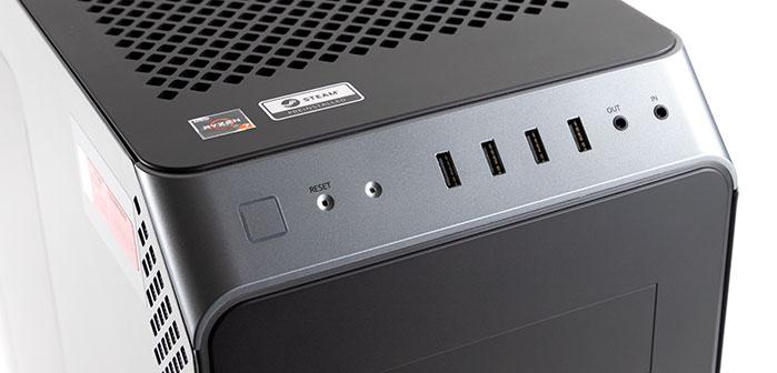 XA7R-67XTのコンソールパネル