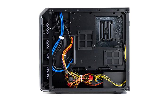 ガレリアRM5R-R36のSSD増設