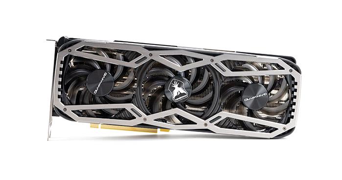 GeForce RTX 3080Tiのベンチマーク