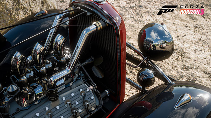 Forza Horizon 5の特徴