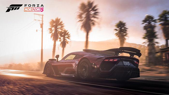 Forza Horizon 5の推奨スペックとおすすめのゲーミングPC
